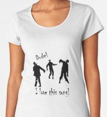 Dancing Zombies  Women's Premium T-Shirt