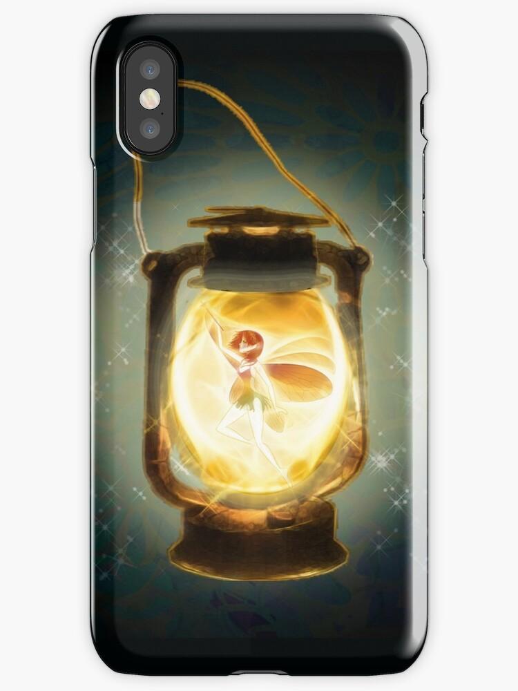 Fairy in the lantern by Kartoon