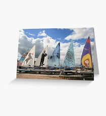 Whitstable Art-on-Sea Greeting Card