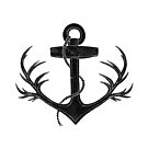 Antlered Anchor  by Terry  Fan