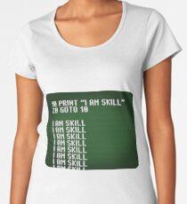 The Best Program Ever Written Women's Premium T-Shirt