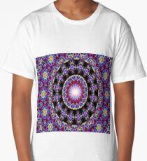 Dharma Garden (berry) Long T-Shirt