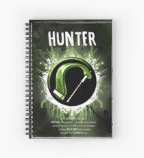 Hunter Spiral Notebook