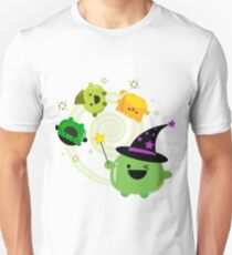 Halloween - Hocus Pocus Magical Mochi Friends T-Shirt