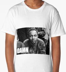 KendrickLamar Merchandise - 'DAMN'  Long T-Shirt