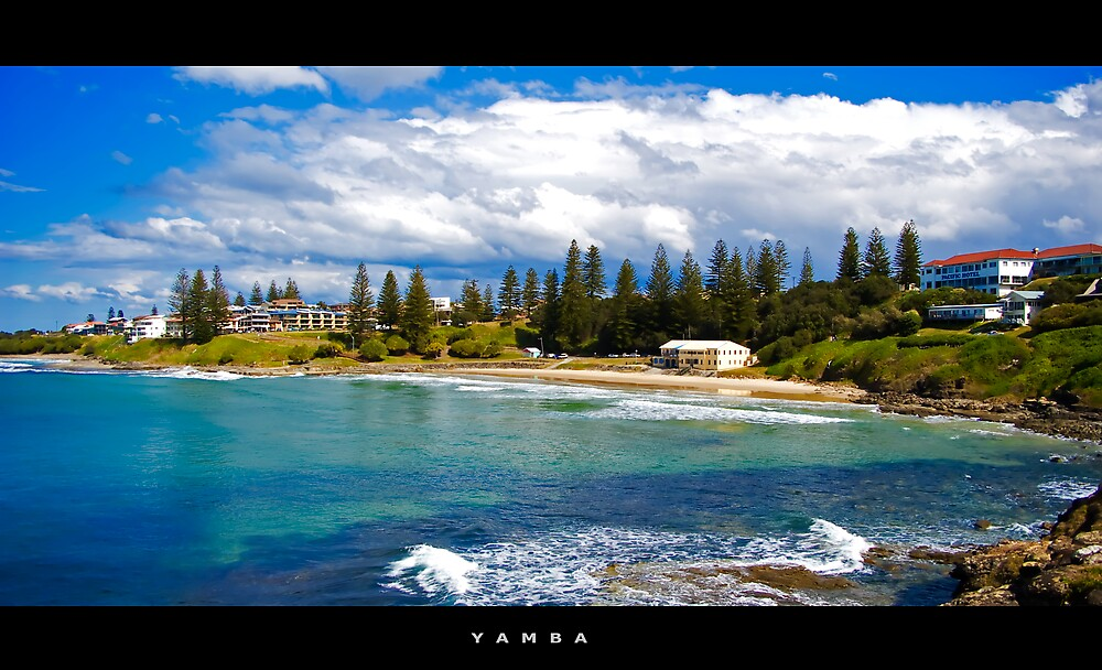 Yamba - New South Wales by Sonia Maltby
