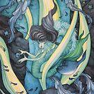 First-born Merrow of the Deep by Tiffany England