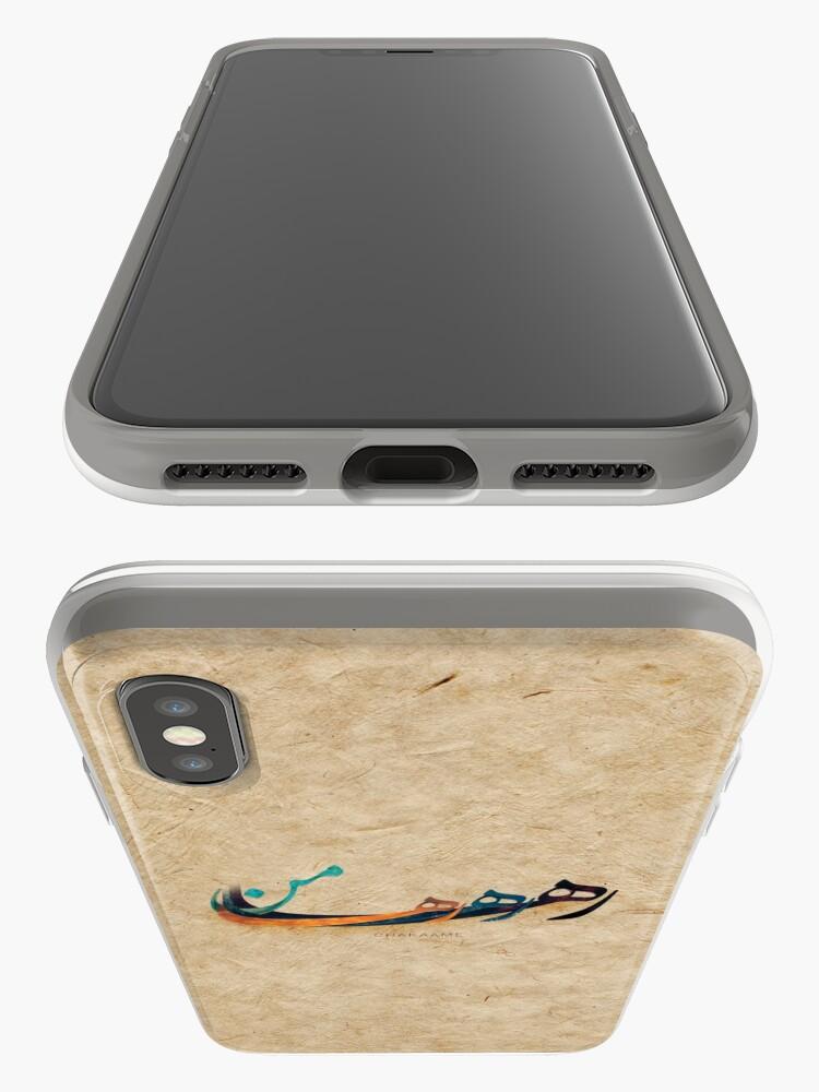 Alternate view of Raha Raha Raha Man iPhone Case & Cover