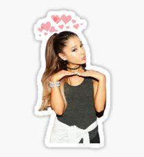 Ariana Hearty Grande Sticker
