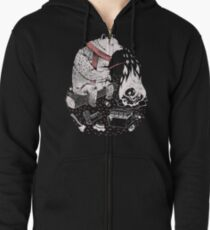 The Great Outdoors Zipped Hoodie