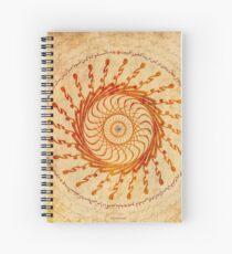 Majnoon Spiral Notebook
