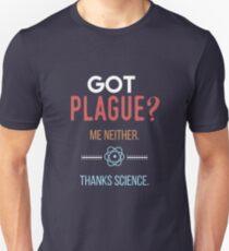 Got Pest mich nicht Danke Wissenschaft Funny Chemist Slim Fit T-Shirt