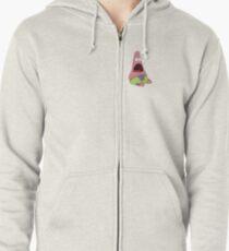 Sponge bob square pants shocked patrick meme unisex character hoodie/hooded sweatshirt aV4MP