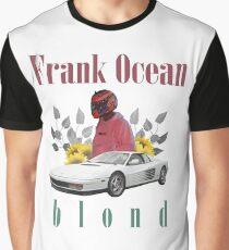 Frank ocean blond white ferrari Graphic T-Shirt