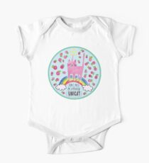 Don't mess with the AMAZING UNICAT! Kids Clothes
