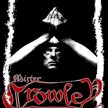 Aleister Crowley The Great Beast by OutlawOutfitter