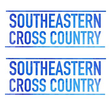 Southeastern XC by its-anna