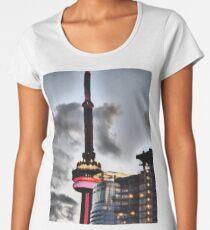 Toronto Tower  Women's Premium T-Shirt