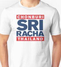 SRIRACHA, CHONBURI, THAILAND ~ THAI FLAG ~ T-Shirt