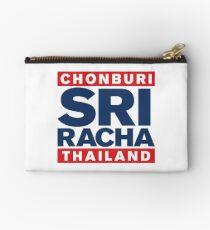 SRIRACHA, CHONBURI, THAILAND ~ THAI FLAG ~ Studio Pouch