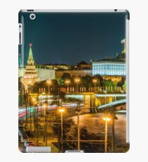 Night in Moscow iPad Case/Skin