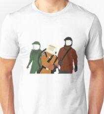Bravenlarke safety suits T-Shirt