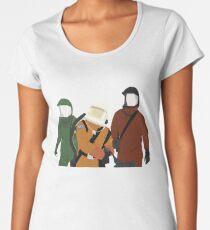 Bravenlarke safety suits Women's Premium T-Shirt