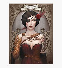 Macarena Steampunk Photographic Print