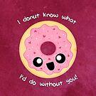 Valentine Donut by Whitney Lynn