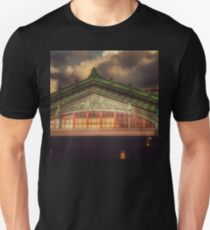 Erie Lackawanna Railroad - Old Architecture - Hoboken T-Shirt