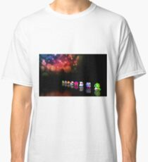 Bubble Bobble retro gaming pixel art Classic T-Shirt