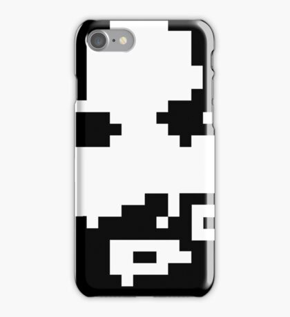 Minimal Manson iPhone Case/Skin