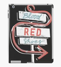 Blood Red Shoes Laura Mary Carter Steven Ansell Rock alternativo Indie rock Rock de garagem Noise pop iPad Case/Skin