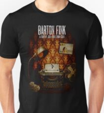 Coen Brothers Classic Film Barton Fink Unisex T-Shirt