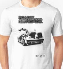 Delorean Vector T-Shirt