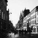 Early morning in Glasgow, Scotland by Elana Bailey