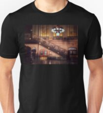 Hoboken Train Station - Vintage Beauty of New Jersey T-Shirt