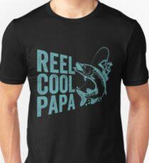 Reel cool Papa - Fishing Shirt Unisex T-Shirt
