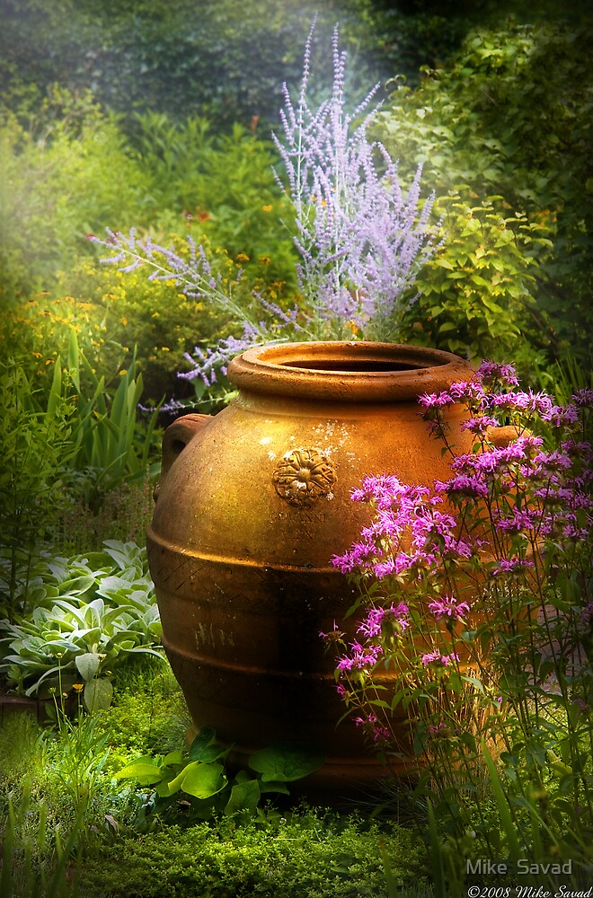 The Urn by Michael Savad