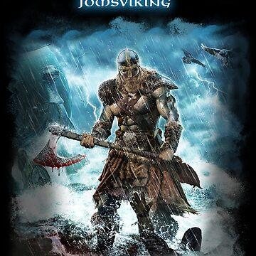 Amon Amarth - Jomsviking by NotEvenOriginal