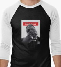 Notorious B.I.G. - Biggie Smalls Men's Baseball ¾ T-Shirt