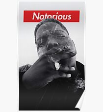Notorious B.I.G. - Biggie Smalls Poster