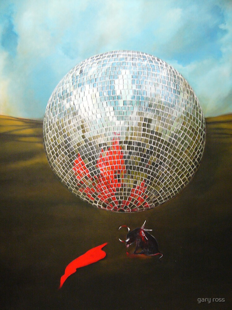 Mirror Ball by gary ross
