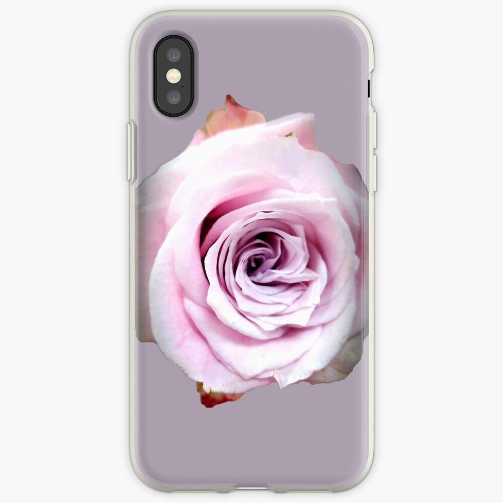 Faith rose simply  iPhone Case & Cover