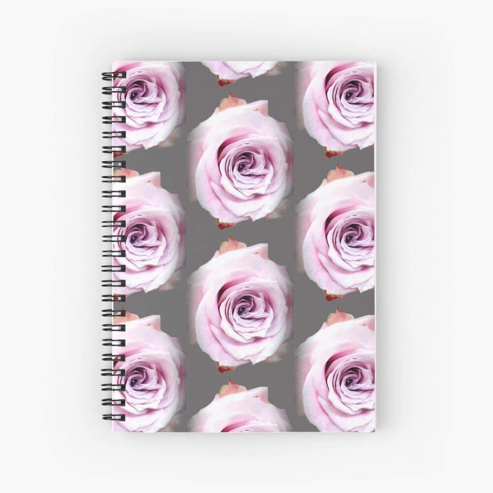 Faith rose simply  Spiral Notebook