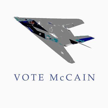 VOTE MCCAIN by khan001