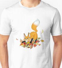 Playful Fox T-Shirt