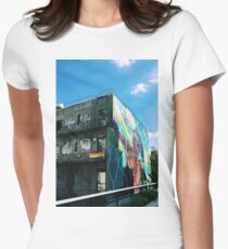 new york II Women's Fitted T-Shirt