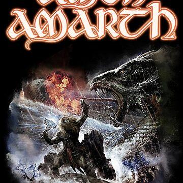 Amon Amarth - Twilight Of The Thunder God by NotEvenOriginal