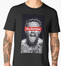 The Notorious Conor McGregor Men's Premium T-Shirt
